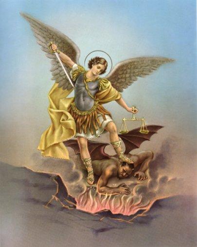 Afbeeldingsresultaat voor heilige aartsengel michael