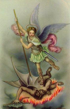 Saint Michael, the Archangel | MaryPages