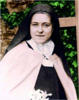 Heilige Thérèse Van Lisieux Marypages