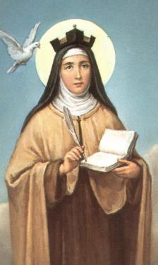 Heilige Teresa Van Avila Marypages
