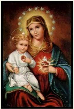 Who is jesus father and mother